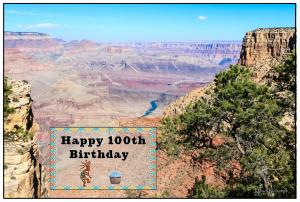 Grand Canyon National Park Celebrates 100 Years