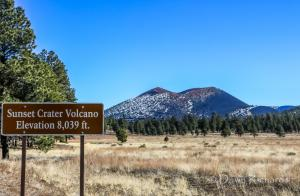 Awesome Arizona Volcanoes -- A Visit to Sunset Crater